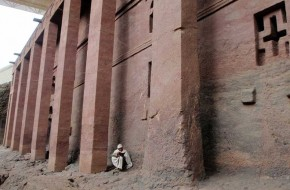 Lalibela - rock churches