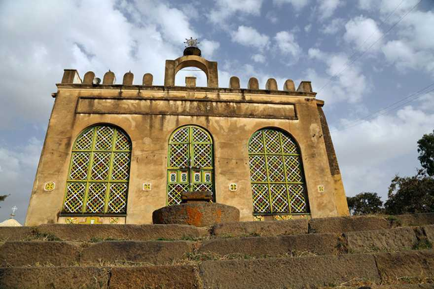 Axum Ethiopia - the cradle of civilization