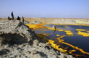 Danakil Depression – Colourful 'End of the World'