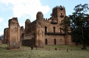 Gondar - the Fortified City