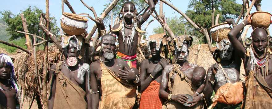 South Ethiopia Tour Omo Valley Tribes